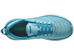 HOKA ONE ONE Arahi 4 Women's Shoes Antigua Sand/Sea - ASPORTS - Since 1993!