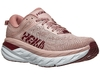 HOKA ONE ONE Bondi 7 Women's Shoes Misty Rose/Cordovan