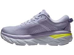 HOKA ONE ONE Bondi 7 Women's Shoes Purple Heather/Blue na internet