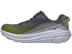 HOKA ONE ONE Rincon 2 Men's Shoes Odyssey Grey/White - ASPORTS - Since 1993!