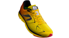 Newton Distance 9 Men's Shoes yellow/black - comprar online