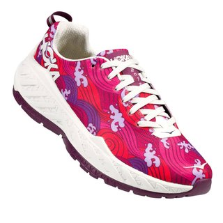 HOKA ONE ONE Clayton 2 Kona Women's Shoes Pickled Beet