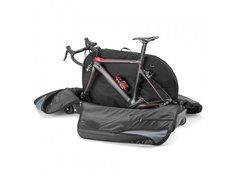Elite Borson Travel Bike Bag Black - ASPORTS - Since 1993!