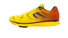 Newton Distance 9 Men's Shoes yellow/black na internet