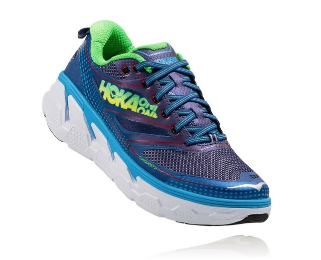 HOKA ONE ONE Conquest 3 Men's Shoes Aura