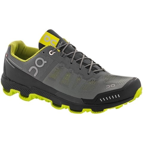 ON Cloudventure Men's Shoes Grey/Sulphur