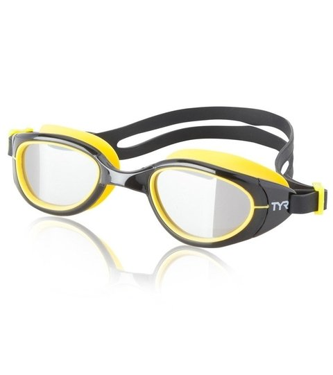 TYR Special OPS 2.0 Polarized Performance Goggle Silver/black/yellow - comprar online