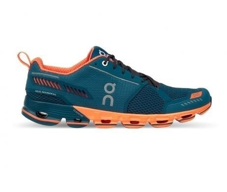 ON Cloudflyer Men's Shoes Storm/Flash