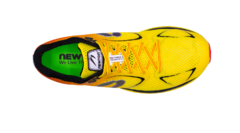 Newton Distance 9 Men's Shoes yellow/black - loja online