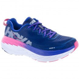 HOKA ONE ONE Bondi 5 Women's Shoes Virtual blueprint