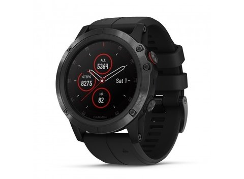 Garmin fenix 5X Plus Sapphire GPS Fitness Watch