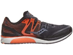 Saucony Liberty ISO Men's Shoes Black/Orange - comprar online