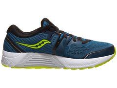 Saucony Guide ISO 2 Men's Shoes Marine/Citron - comprar online
