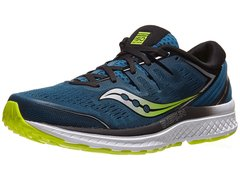 Saucony Guide ISO 2 Men's Shoes Marine/Citron