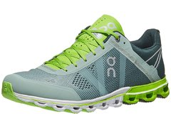 ON Cloudflow Men's Shoes Moss/Lime