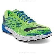 Brooks PureCadence 5 Men's Shoes Green/Blue/Black - comprar online