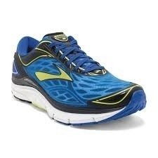 Brooks Transcend 3 Men's Shoes Blue/Lime/Black - comprar online