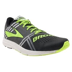 Brooks Hyperion Men's Shoes Black/White/Nightlife - comprar online