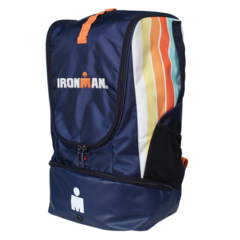 IRONMAN CHAMPIONSHIP BACKPACK - SUNSET STRIPES NAVY