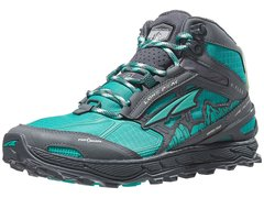 Altra Lone Peak 4.0 Mid Mesh Women's Shoes Teal/Grey