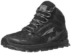 Altra Lone Peak 4.0 Mid Mesh Men's Shoes Black