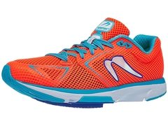 Newton Distance 8 Women's Shoes Orange/Blue