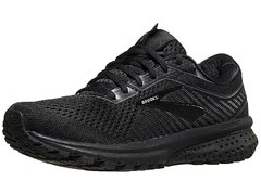Brooks Ghost 12 Women's Shoes Black/Grey