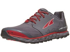 Altra Superior 4.0 Men's Shoes Grey/Red