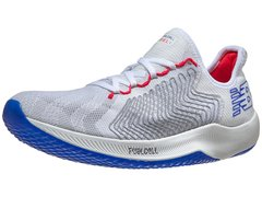New Balance FuelCell Rebel Men's Shoes White/Multicolor
