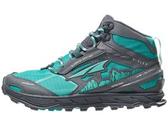 Altra Lone Peak 4.0 Mid Mesh Women's Shoes Teal/Grey - comprar online