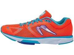 Newton Distance 8 Women's Shoes Orange/Blue - comprar online