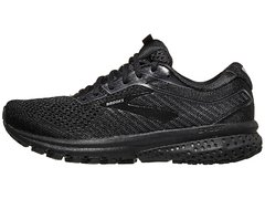 Brooks Ghost 12 Women's Shoes Black/Grey - comprar online
