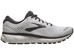 Brooks Ghost 12 Men's Shoes White/Grey/Black na internet