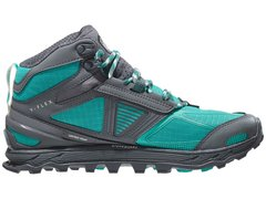 Altra Lone Peak 4.0 Mid Mesh Women's Shoes Teal/Grey na internet