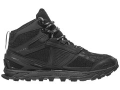 Altra Lone Peak 4.0 Mid Mesh Men's Shoes Black na internet