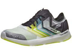 Skechers Gomeb Speed 6 Hyper Unisex Shoes White/Lime