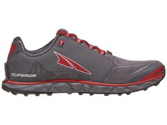 Altra Superior 4.0 Men's Shoes Grey/Red na internet