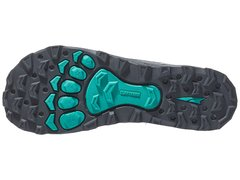 Altra Lone Peak 4.0 Mid Mesh Women's Shoes Teal/Grey - ASPORTS - Since 1993!