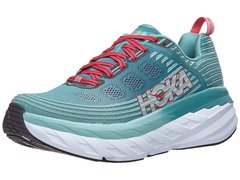 HOKA ONE ONE Bondi 6 Women's Shoes Canton/Green-Blue na internet