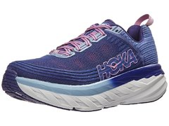 HOKA ONE ONE Bondi 6 Women's Shoes Marlin/Blue Ribbon na internet