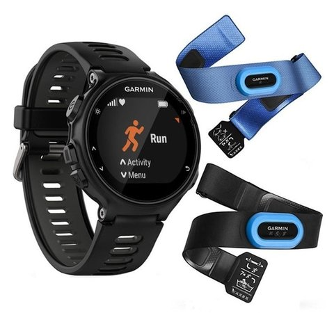 Garmin Forerunner 735XT - Black Tri-Bundle