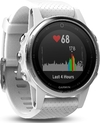 Pedido exclusivo - Garmin fenix 5S with White Band - DEMO