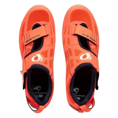 PEARL IZUMI TRI FLY SELECT v6 TRIATHLON SHOES SCREAMING RED - ASPORTS - Since 1993!