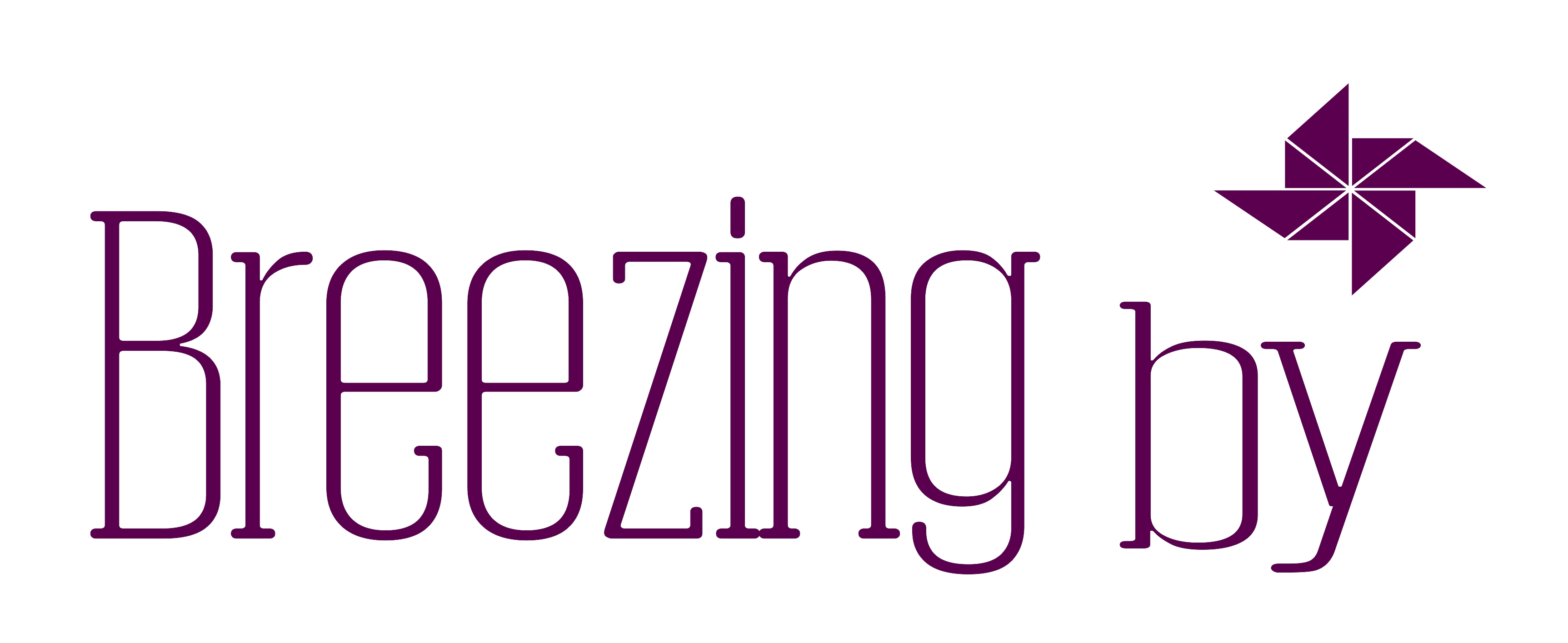 Breezing by