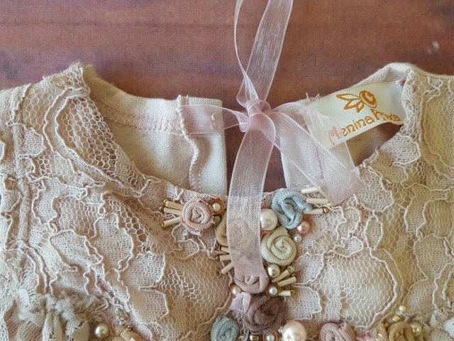 Body Carmela Embroidery