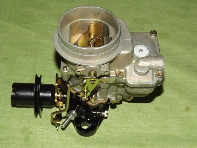 CARBURADOR RESTAURADO DFV 228 - 4CIL - GASOLINA