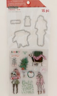 Carimbo + Faca Recollections  -  Christmas Shop