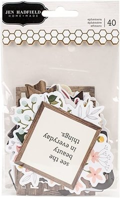 Die Cuts - Simple Life - Jen Hadfield