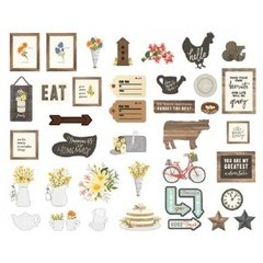 Die Cuts - Simple Life - Jen Hadfield - comprar online