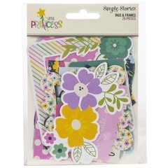 Die Cut Little Princess Simple Stories